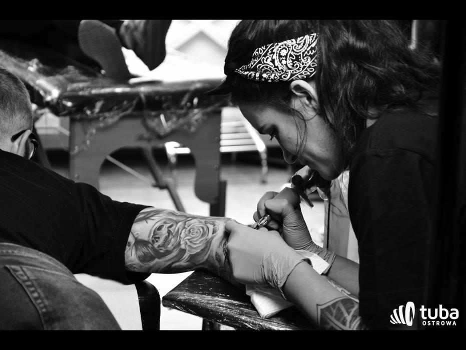 Tuba Ostrowa Aktualności Tatuaże Zamiast Futra